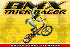 BMX Trick Racer GBA Screenshot Screenshot 1