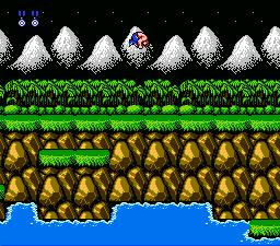 Contra screen shot 2 2