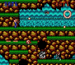 Contra screen shot 4 4