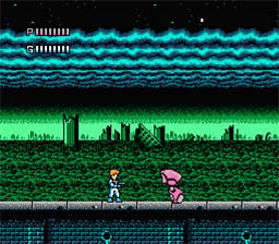 Journey to Silius screen shot 2 2