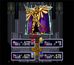 Lufia and the Fortress of Doom screen shot 2 2
