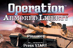 Operation Armored Liberty screen shot 1 1